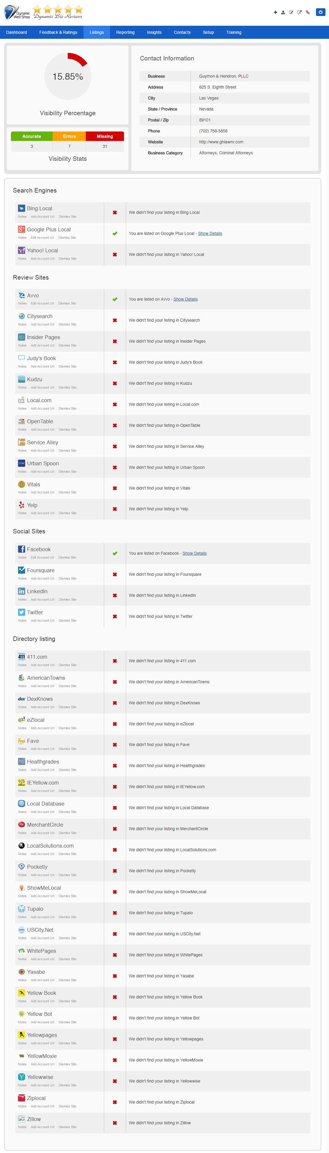 Super Directory Listings